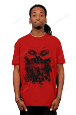 Eat You Alive T-Shirt Zombie T Shirt