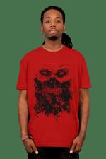 Eat You Alive T-Shirt Zombie T Shirt