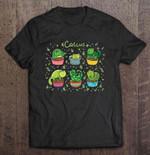 Catcus Cat Cat Lovers Cat T Shirt