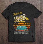 Made In 1988 Limited Edition Sport T Shirt