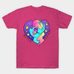 Sassy Unicorn T-Shirt Cartoon My Little Pony Parody TV unicorn T Shirt