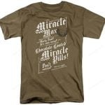 Miracle Max Princess Bride Shirt Best Selling 80 T Shirt
