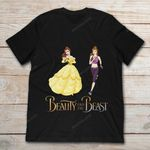 Disney Beauty And The Beast T Shirt gmc_created Halloween Shirts T Shirt