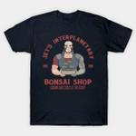 Jet's Bonsai Shop T-Shirt 2068 Anime bonsai Cowboy Bebop Manga T Shirt