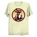 Prank Girl T-Shirt Batman Batman villain DC Comics Harley Quinn Parody Supervillain Tank Girl T Shirt