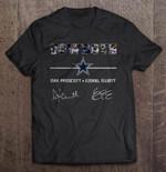 Cowboys Dak Prescott Ezekiel Elliott NFL T Shirt