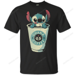 Ohana Coffee T-Shirt movie T Shirt