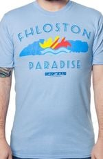 Fifth Element Fhloston Paradise T-Shirt movie The Fifth Element T Shirt