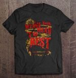 Lay Your Weary Head To Rest - Carry On Wayward Son Supernatural T Shirt