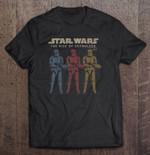 Star Wars The Rise Of Skywalker Tri-Color Troopers Star Wars The Rise Of Skywalker Troopers T Shirt