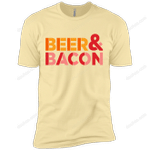 Beer And Bacon T-Shirt trending T Shirt