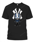 Anti Man chibi Yankees MLB New York Yankees T Shirt