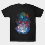 Star Lord T-Shirt Guardians of the Galaxy Marvel Comics Peter Quill Star-Lord Superhero T Shirt