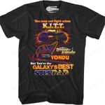 Inspired by Guardians of the Galaxy Step Dad T-Shirt MARVEL COMICS SHIRTS movie T Shirt