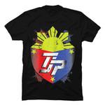 TJP Officially Licensed Logo Crest T-shirt gmc_created WWE Shirts T Shirt