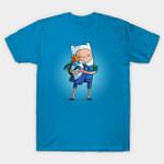Adventurers T-Shirt Adventure Time Cartoon hug Ice King Parody TV Villains Need Love T Shirt