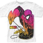 Color Shades Todd McFarlane Spider-Man T-Shirt MARVEL COMICS SHIRTS movie T Shirt