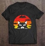 Kitty Cat Lovers Vintage Version Cat T Shirt