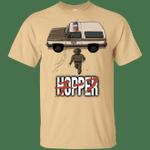 Chief Hopper T-Shirt anime T Shirt