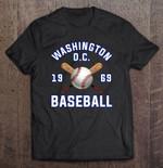 Washington DC 1969 Baseball Sport T Shirt