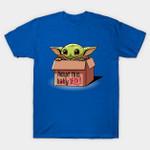 Star War THE MANDALORIAN Adopt a baby T-Shirt Star Wars The Mandalorian T Shirt