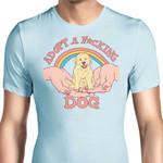 Adopt a Dog Graphic Arts T Shirt