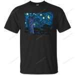 Starry Hobbiton T-Shirt movie T Shirt