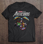 Unicorn Avencorns Avengers Endgame Avencorns Avengers Avengers Endgame marvel unicorn Unicorn Avencorns T Shirt