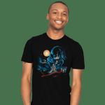 A New Holiday T-Shirt Disney Jack Skellington movie Parody sally Star Wars The Nightmare Before Christmas T Shirt