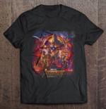 Marvel Studios Avengers Infinity War Poster Avengers Avengers Infinity War Infinity War Marvel Studios Poster T Shirt