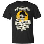 Skull Say Hi Pittsburgh Penguins T Shirts bestfunnystore.com T Shirt