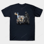 May the Force be with you T-Shirt Darth Vader Luke Skywalker movie Parody Princess Leia Star Wars T Shirt