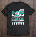2019 UEFA Champions League Champions Liverpool FC Sport T Shirt