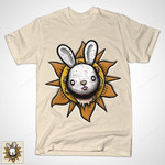 KILLER BUNNY T-Shirt Animal Monty Python Monty Python and the Holy Grail movie rabbit T Shirt