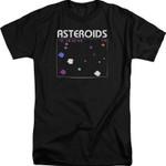 Asteroids Score T-Shirt CHRISTMAS SHIRTS 80 T Shirt