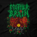 Wrath of Mother heavy metal T Shirt