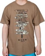 Signs MASH T-Shirt mash movie TV T Shirt