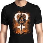 Warrior Venus Graphic Arts T Shirt