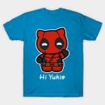 Hi Yukio Deadpool T-Shirt Deadpool Shirts T Shirt