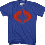 Cobra Commander G.I. Joe T-Shirt 80 tee gmc_created T Shirt