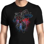 Scream Art Graphic Arts T Shirt