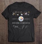 Steelers Antonio Brown Juju Smith Schuster NFL T Shirt