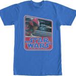 X-Wing Pilot Star Wars T-Shirt movie STAR WARS SHIRTS T Shirt