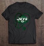 New York Jets Stethoscope NFL Football T Shirt