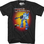 Box Art Blurr Transformers T-Shirt 80S CARTOON T Shirt