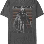 Kylo Ren Star Wars T-Shirt 80s Movie T Shirt