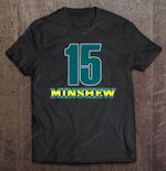 15 Minshew Gardner Minshew Football Minshew Mania In Duval Football T Shirt