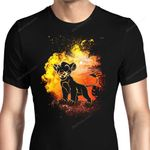 Soul of the Pride Graphic Arts T Shirt