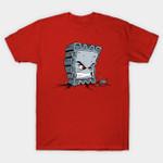 Thwomp T-Shirt Nintendo Super Mario Bros Video Game T Shirt