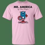 Mr America T-Shirt movie T Shirt
